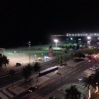 Foto tirada no(a) Atlântico Praia Hotel por SS-42 .. em 12/25/2012