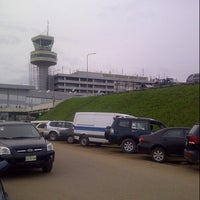 Photo taken at Murtala Muhammed International Airport (LOS) by Kunle P. on 6/9/2013