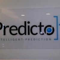 Photo taken at Predicto.ai by Anastasios T. on 4/1/2015