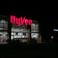 Photo taken at Hy-Vee by Nathan B. on 6/26/2016