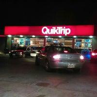 Photo taken at QuikTrip by Nathan B. on 10/18/2015
