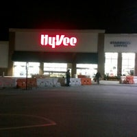 Photo taken at Hy-Vee by Nathan B. on 10/26/2012