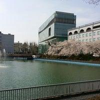 Photo taken at 원광대학교 학생회관 by 야채당근 선. on 4/7/2014