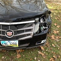 Photo taken at Jeff Schmitt Cadillac by WiggleWagons on 11/19/2012