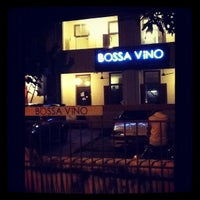 Photo taken at Bossa Vino by Michael C. on 12/7/2012