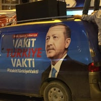 Photo taken at Turgut Devecioğlu Seçim Bürosu by Bayram G. on 6/24/2018