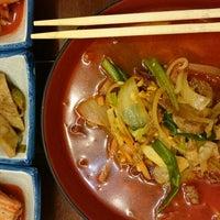 Photo taken at 싱 싱 (Mishirion Restaurante) by Elizabeth Y. on 2/18/2015