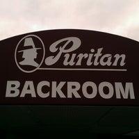 Photo taken at Puritan Backroom by Renee V. on 10/8/2012
