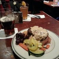 Photo taken at Dubliner Restaurant & Pub by Kino on 3/15/2013