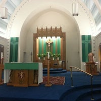 Photo taken at St Marys Of The Hills Parish by Kino on 8/17/2013