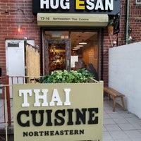 Photo taken at Hug Esan NYC by Kino on 9/29/2017