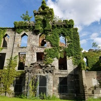 Photo taken at Smallpox Hospital by Kino on 8/13/2017