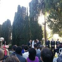 Photo taken at Villa del Sol d'Oro by Kino on 1/26/2014