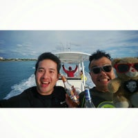 Photo taken at Bahama Boat Tours by Kino on 1/21/2015