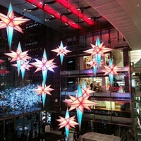 Photo taken at The Shops at Columbus Circle by Kino on 12/26/2012