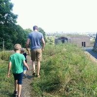Photo taken at Fort Sint Pieter by Saskia H. on 8/6/2016