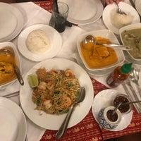 Photo taken at Bangkok Thai Restaurant by Jeffrey D. on 7/10/2017