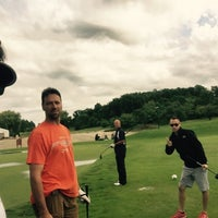 Photo taken at Camelot Golf Course by Jeffrey D. on 7/13/2015
