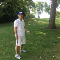 Photo taken at Currie Park Golf Course by Jeffrey D. on 8/16/2015