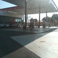 Photo taken at Mary Brown's Corner Texaco by Sean on 3/21/2013