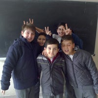 Photo taken at osman altundas ilkögretim okulu by Duygu o. on 3/24/2015