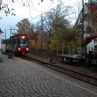Photo taken at Die Rittner Schmalspurbahn / Il trenino del Renon by By B. on 10/28/2013