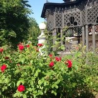 Photo taken at Hermitage Garden by Kseniya B. on 6/11/2013