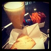 Photo taken at Prediletto Café by Lorraine V. on 10/18/2012