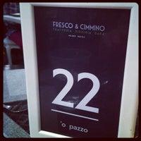 Снимок сделан в Fresco & Cimmino пользователем Una Snob 12/1/2012