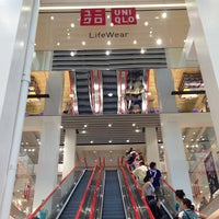 Photo taken at UNIQLO by Brian G. on 7/14/2013