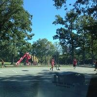 Photo taken at Calvert Park (Drexel Rd) by Janel B. on 9/23/2012