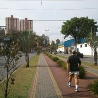 Photo taken at Avenida Presidente Kennedy by Alex C. on 10/20/2012