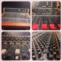 Photo taken at Spaceanddisco Music Studio by Sergio F. on 6/14/2014