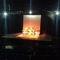 Photo taken at Teatro Vivian Blumenthal by Héctor M. on 6/21/2014