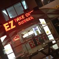 Photo taken at EZ Takeout Burger by Sal. on 5/7/2013