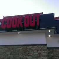 Photo taken at Cook-Out by Robert P. on 5/9/2013