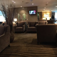 Photo taken at Plaza Premium Lounge, Domestic by Forest Y. on 2/25/2016