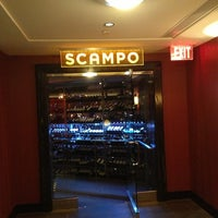 Photo taken at Scampo at The Liberty Hotel by Robert S. on 7/26/2013