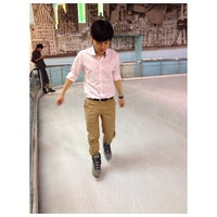 Photo taken at Ice Planet by Torpong M. on 12/31/2013
