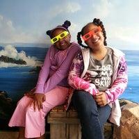 Photo taken at Monterey Mirror Maze by Ivy W. on 4/13/2013