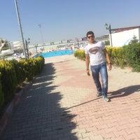 Photo taken at niğde aqua park by Tayyar B. on 7/23/2015