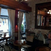 Photo taken at La Fiducia Café by Camila C. on 11/16/2012