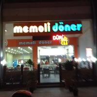 Photo taken at Memoli Döner by Yakup Y. on 11/14/2015