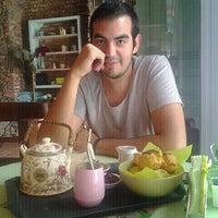 Photo taken at Amada Cafe by Eduz G. on 12/16/2012