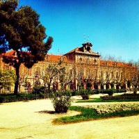 4/3/2013 tarihinde Ricardo C.ziyaretçi tarafından Parc de la Ciutadella'de çekilen fotoğraf