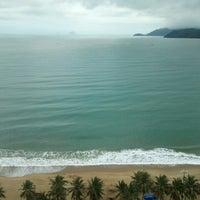 Снимок сделан в Bãi Biển Nha Trang (Nha Trang Beach) пользователем Anastasia D. 1/8/2013