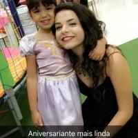 Photo taken at Estação Kids by Isadora N. on 3/9/2016