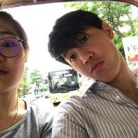 Photo taken at Sampheng by Mori S. on 5/7/2017