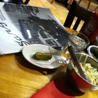 Photo taken at Sarge's Delicatessen & Diner by Deans C. on 11/18/2012