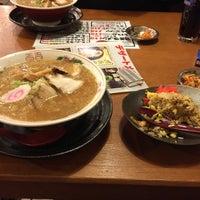 Photo taken at ラーメン 五誓 by なりニキ on 4/1/2015